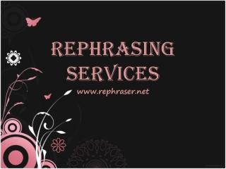 rephraser.net