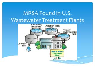 MRSA Found in U.S. Wastewater Treatment Plants