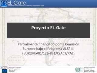 Proyecto EL-Gate