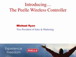 Introducing… The Peelle Wireless Controller