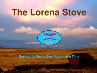 The Lorena Stove