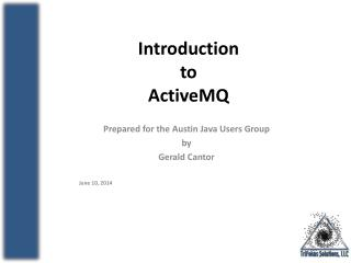 Introduction to ActiveMQ