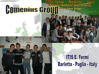 ITIS E. Fermi Barletta - Puglia - Italy