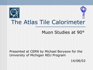 The Atlas Tile Calorimeter