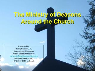The Ministry of Deacons Around the Church