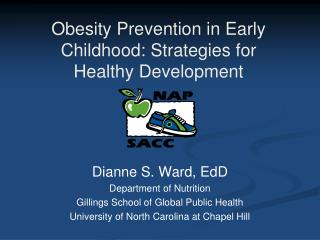 Obesity Prevention in Early Childhood: Strategies for  Healthy Development