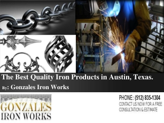 Custom Metal Fabrication Austin