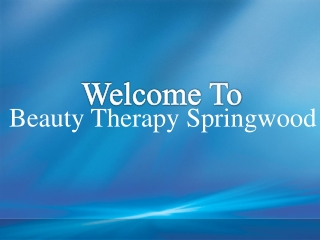 Town's Best Beauty Therapy-Springwood
