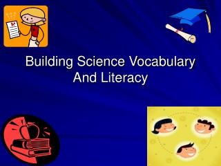 Building Science Vocabulary And Literacy