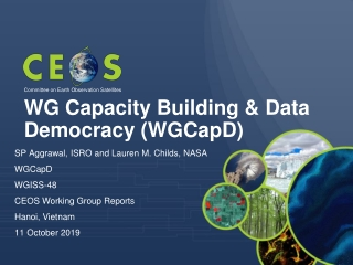 WG Capacity Building & Data Democracy (WGCapD)