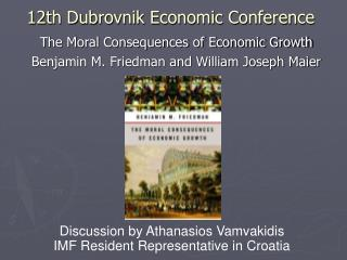 12th Dubrovnik Economic Conference