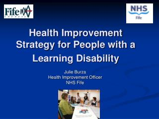 Health Improvement Strategy for People with a Learning Disability