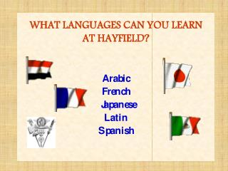 WHY LEARN  ANOTHER LANGUAGE??
