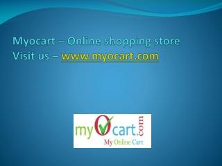 Myocart