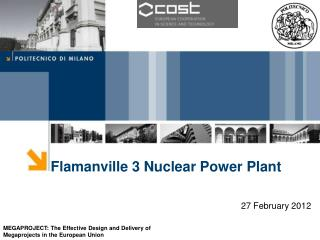Flamanville 3 Nuclear Power Plant