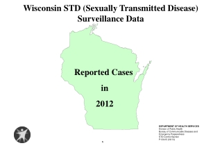 Reported Cases in 2012