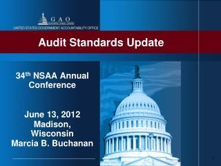 Audit Standards Update