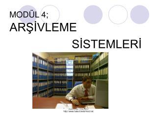 MODÜL 4;