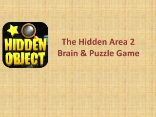 Hidden Area 2 Brain