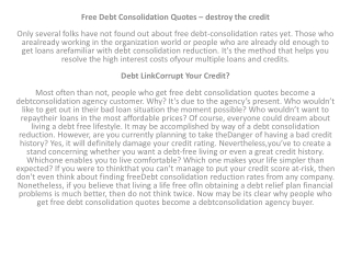 freedebtconsolidationquotes.com