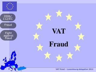 VAT Fraud