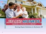 Install Sparksmonroe's Heating And Cooling Solution At Your