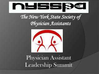 Physician Assistant Leadership Summit