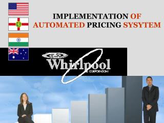 IMPLEMENTATION OF AUTOMATED PRICING SYSYTEM