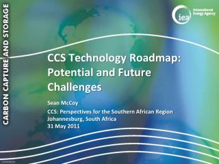 CCS Technology Roadmap: Potential and Future Challenges