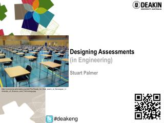 Designing Assessments  (in Engineering)