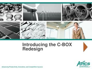 Introducing the C-BOX Redesign