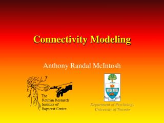 Connectivity Modeling