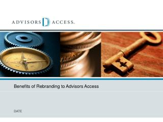 Benefits of Rebranding to Advisors Access