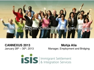 CANNEXUS 2013 January 28 th – 30 th , 2013