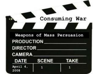 Consuming War