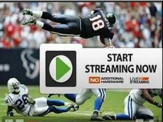 watch houston texans vs indianapolis colts live streaming on