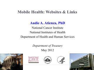 Mobile Health: Websites & Links
