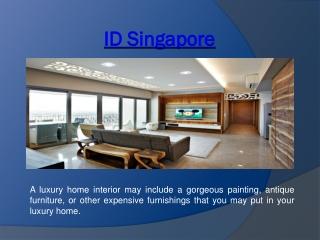 Interior Singapores