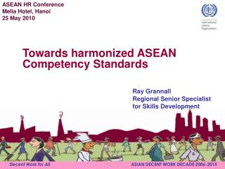 Decent Work for All                                                                    ASIAN DECENT WORK DECADE 2006-201