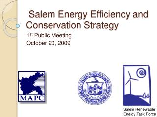 Salem Energy Efficiency and Conservation Strategy