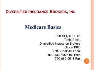 Diversified Insurance Brokers, Inc.