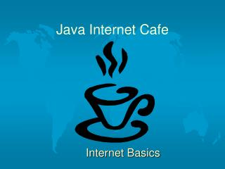 Java Internet Cafe
