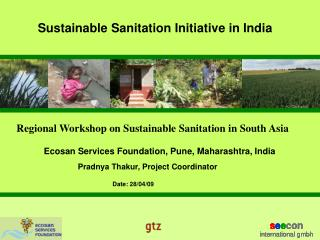 Ecosan Services Foundation, Pune, Maharashtra, India