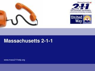 Massachusetts 2-1-1