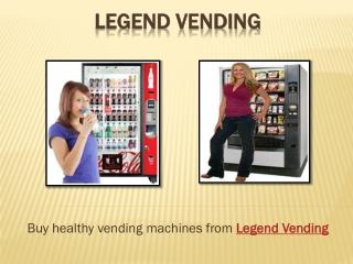 Leading Vending Machine Companies in USA