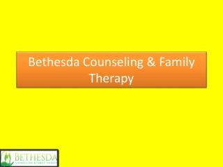 Bathseda Counseling