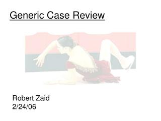 generic case review