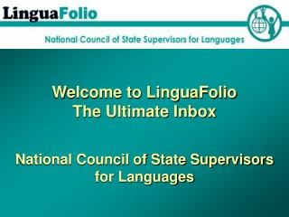 Welcome to LinguaFolio The Ultimate Inbox