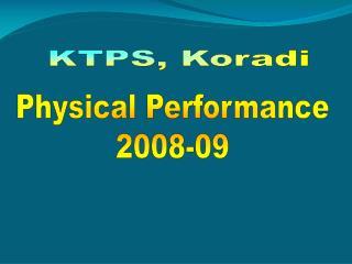 KTPS, Koradi