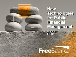 New Technologies for Public Financial Management